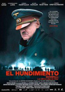 El Hundimiento es una gran película sobre la II Guerra Mundial y para aprender alemán